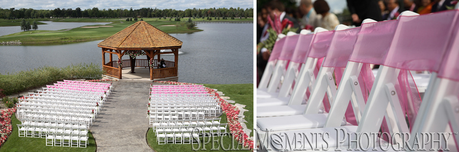 Fore Lakes Golf Club Kimball Port Huron MI Hindu wedding photograph