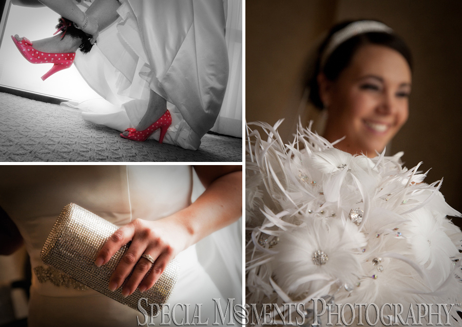 Mary Grove University Detroit MI wedding
