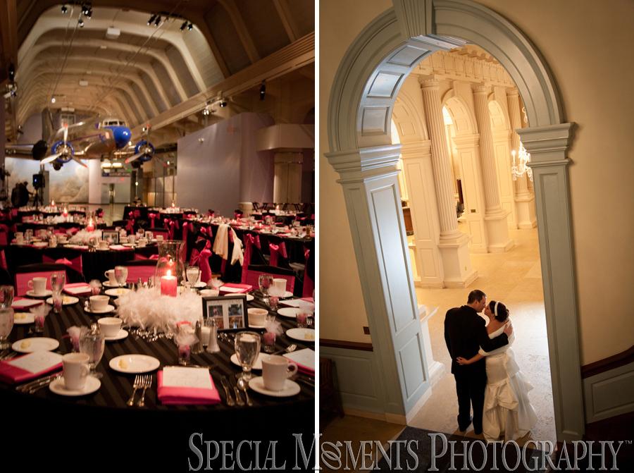 Henry Ford Museum Dearborn MI wedding
