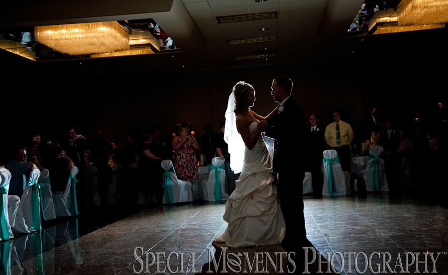 Burton Manor Livonia MI wedding photograph