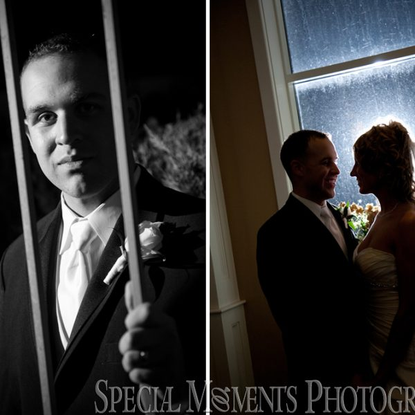 Kimberly & Mark: Calvary Baptist Church Canton & Burton Manor Wedding Reception Livonia MI
