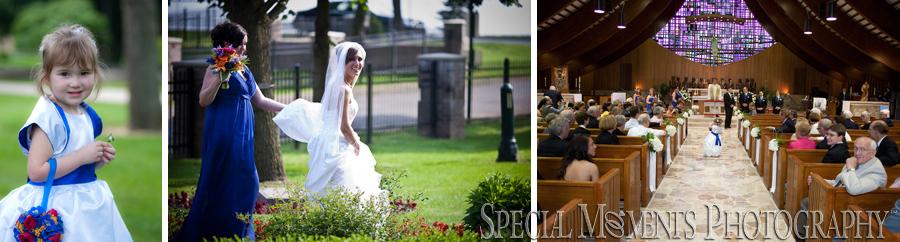 St. Mary's Orchard Lake wedding