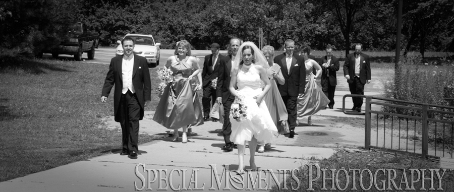 Hines Park wedding Northville MI