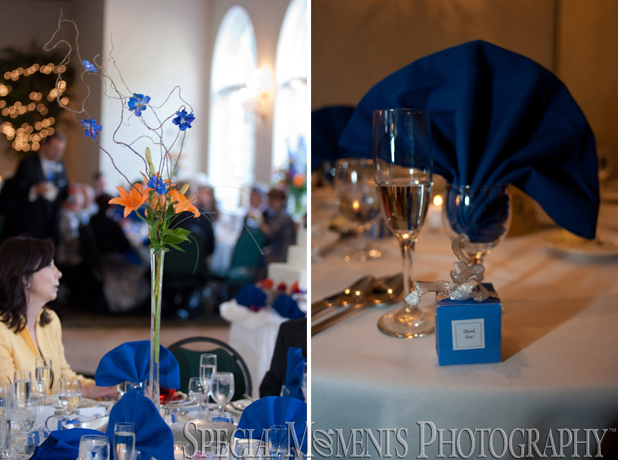 Italian American Club Livonia wedding reception