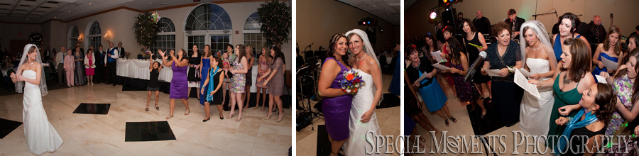 Italian American Club Livonia wedding reception