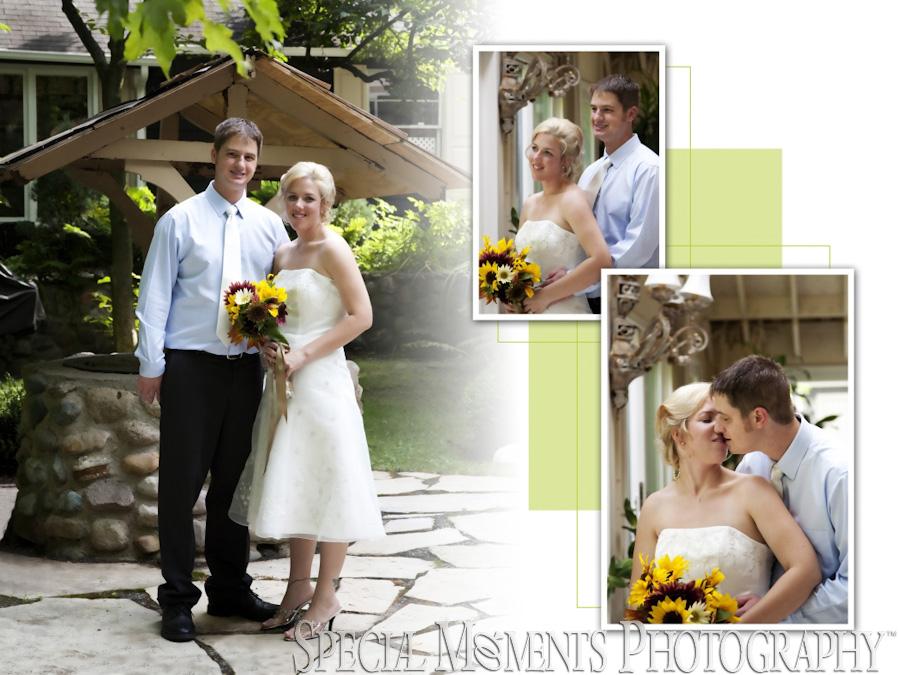 Home Wedding & Reception Farmington Hills MI wedding photograph