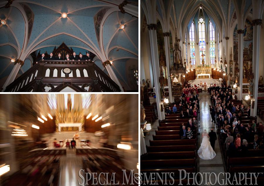St. Joseph Detroit MI wedding