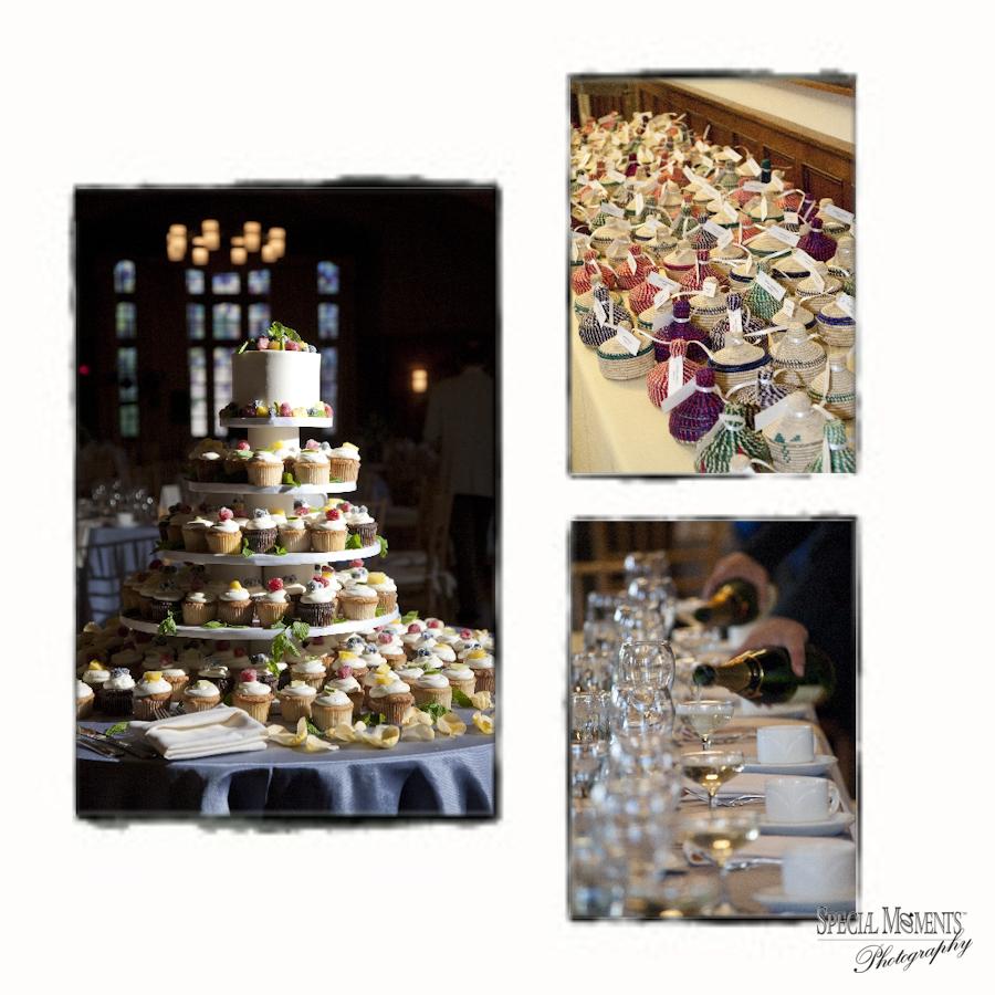 Michigan League Ann Arbor MI wedding photograph