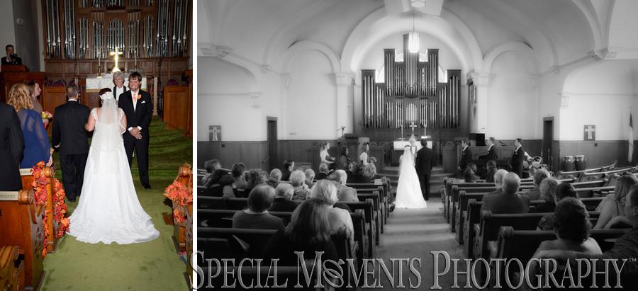 First United Methodist Chelsea MI wedding