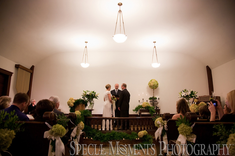 Greenmead Church Livonia MI wedding