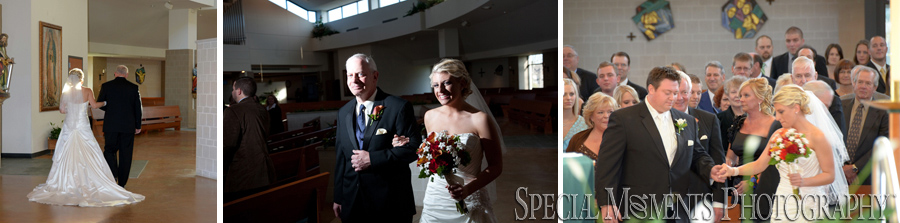 Our Lady of Good Counsel Plymouth MI wedding
