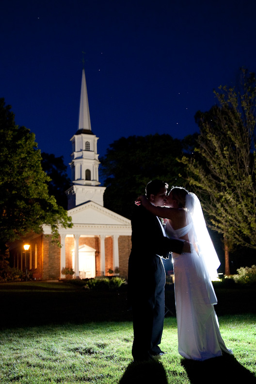 Wedding photography at Martha Mary Chapel