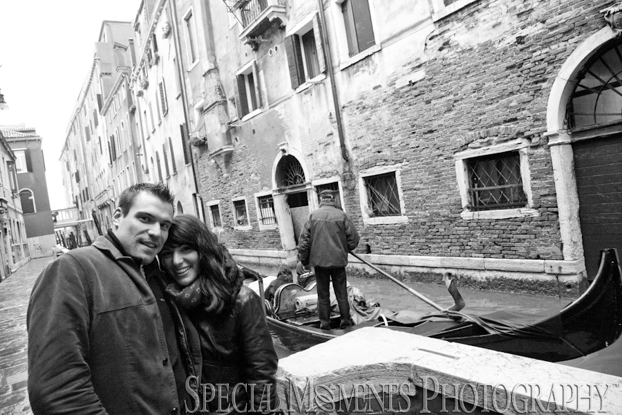 Venice Italy Engagement photograph