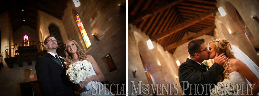 St. Hugo of the Hills Bloomfield Hills MI wedding photograph