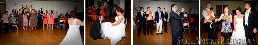First United Methodist Chelsea MI wedding reception