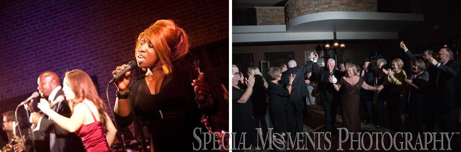 Inn at St. John's Atrium Ballroom Plymouth MI wedding reception