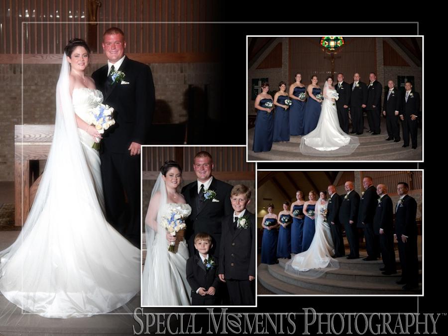 St. Thomas A-Becket wedding photography Canton MI