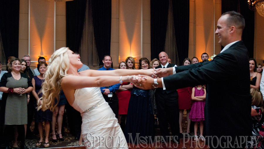 Carrie B. Portfolio wedding photograph