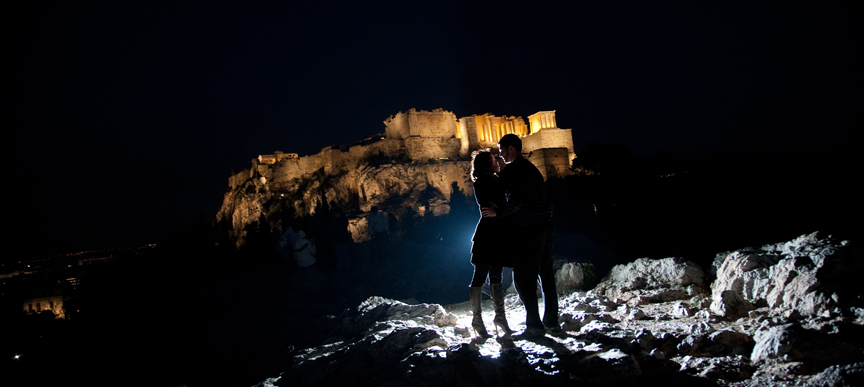 Athens Greece Shoot