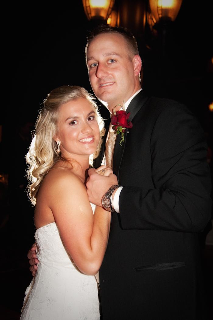 St. John Center Inn - Plymouth wedding photograph