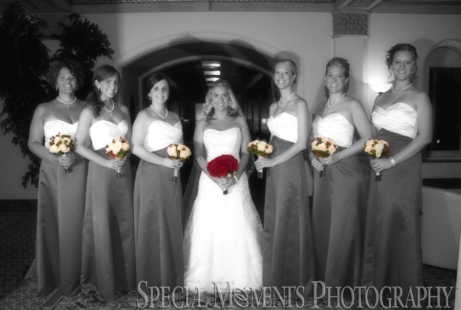 Inn at St. John's wedding