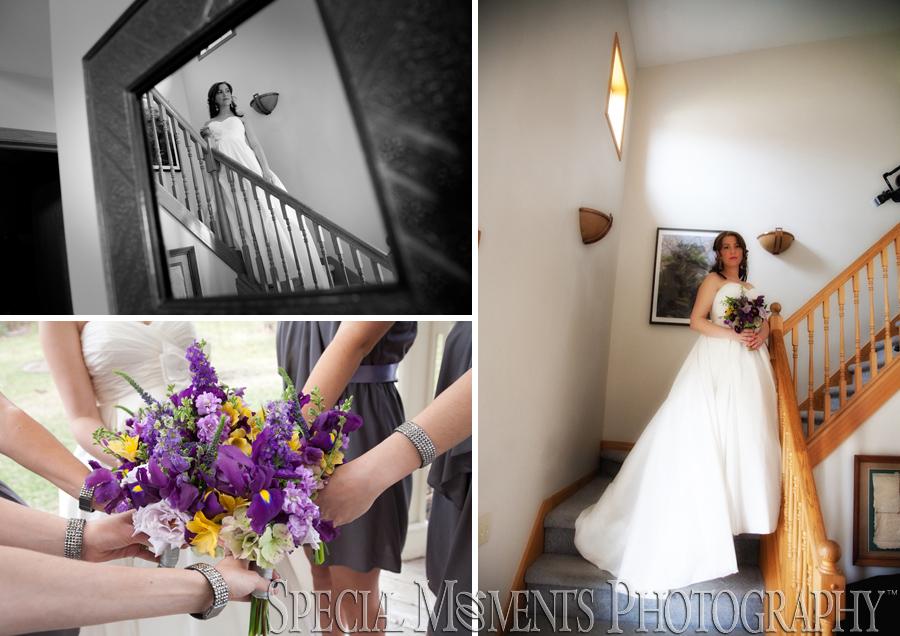 Home Getting Ready MI wedding photos