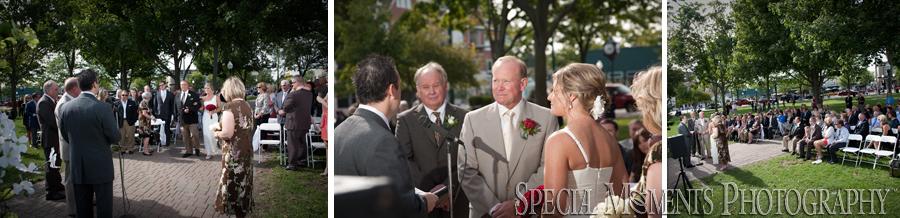 Kellogg Park Plymouth MI wedding