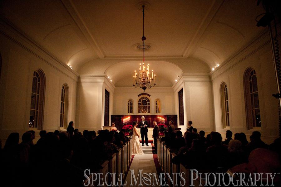 Martha-Mary Chapel Greenfield Village wedding photograph Dearborn MI