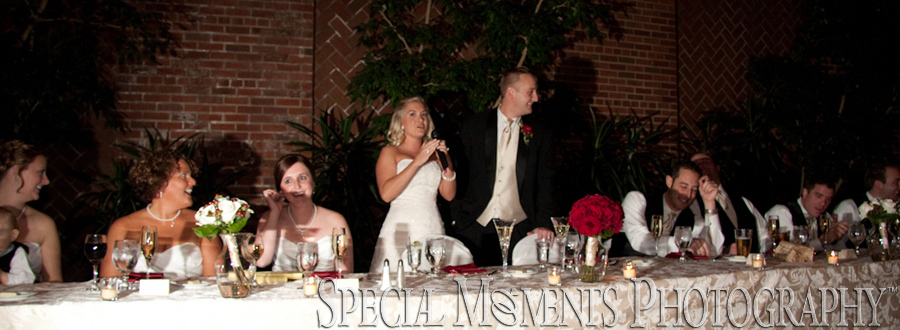 Inn at St. John's Atrium Ballroom Plymouth wedding reception
