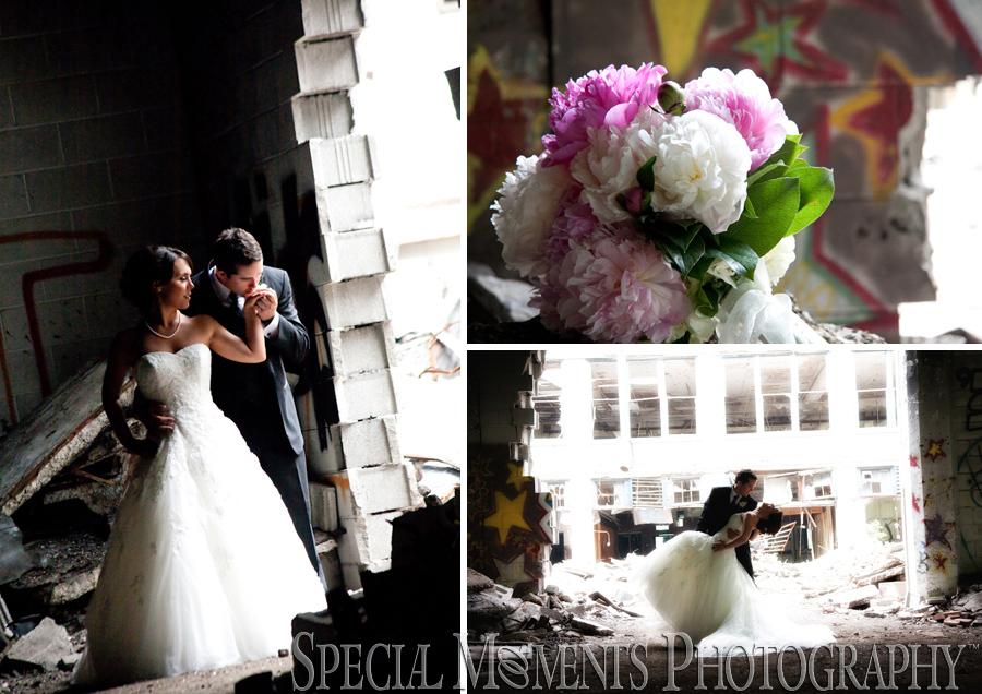 Heidelberg Project Detroit MI wedding