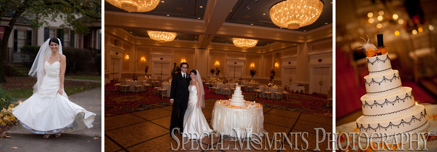 Dearborn Inn wedding Reception