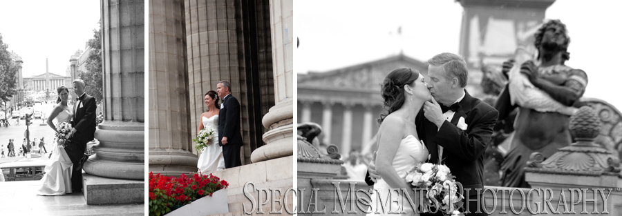 La Madeleine Paris France wedding