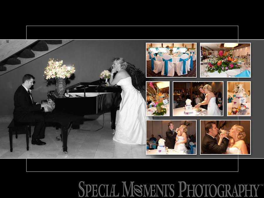 The Mirage wedding photograph Clinton Township MI