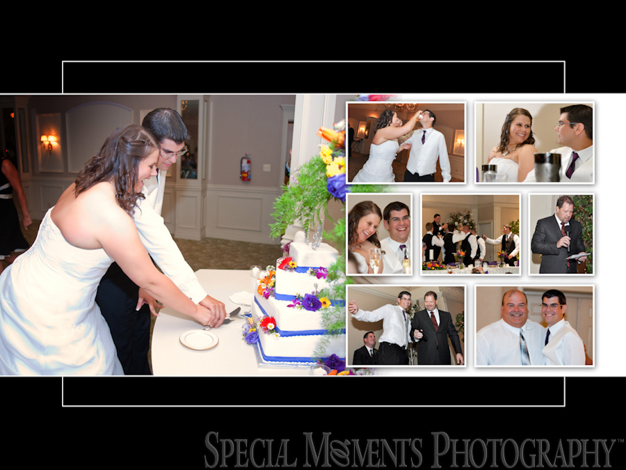 Plymouth Manor wedding photograph Plymouth MI