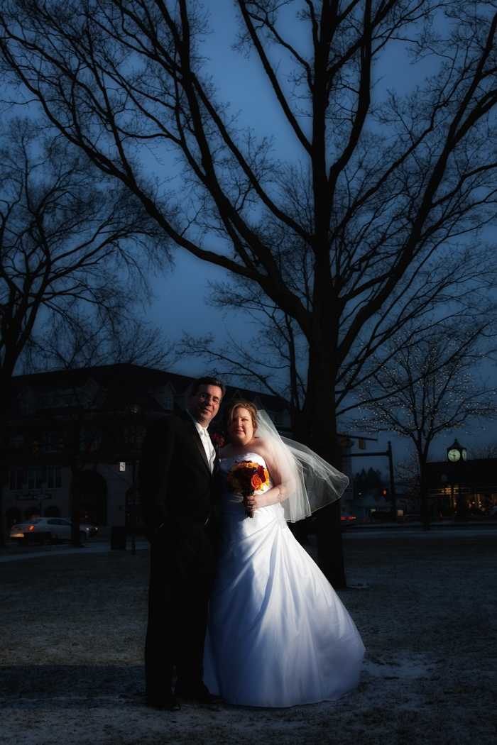 St. Kenneth Plymouth wedding photograph