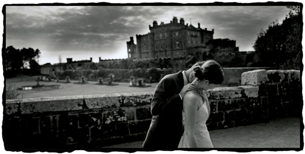 Culzean Castle & Country Park Maybole South Ayrshire Scotland wedding photograph