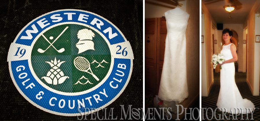 Western Country Club Redford wedding