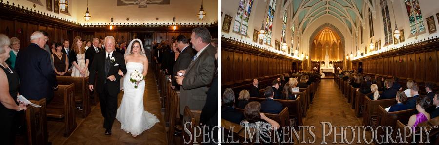 Grosse Pointe Academy Chapel wedding Grosse Pointe Farms