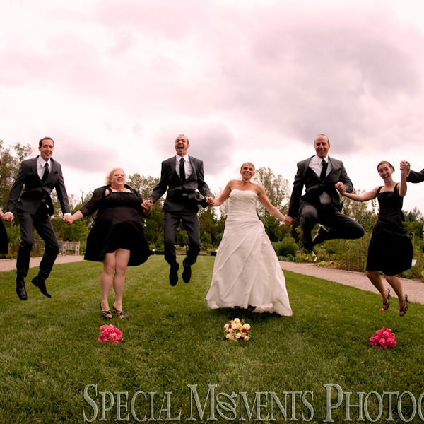 Jody & Jeremy's Celebration at their Matthaei Botanical Gardens Wedding in Ann Arbor MI