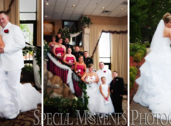 Theresa & Brandon's photos at St. Cyprian Riverview Wedding & Crystal Gardens Southgate Wedding Reception