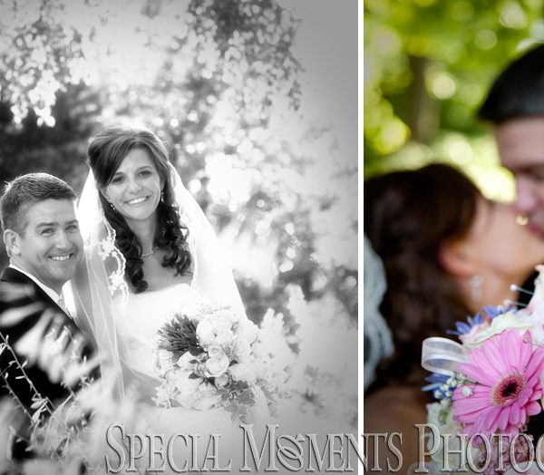 Andrea & Mike's photographs at their Pine Knob Mansion wedding in Clarkston