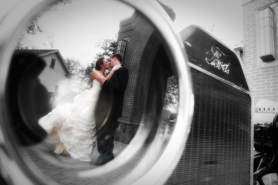 Eagle Tavern Greenfield Village wedding Dearborn MI