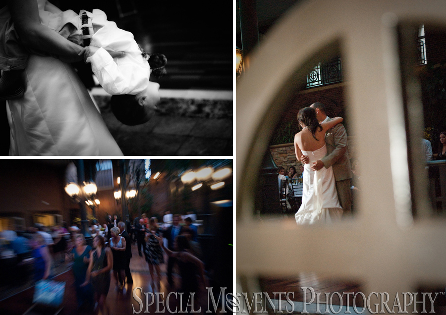 Mill Race Village Northville Wedding Special Moments