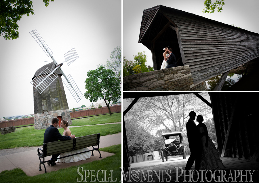 Eagle Tavern Greenfield Village wedding photograph Dearborn MI