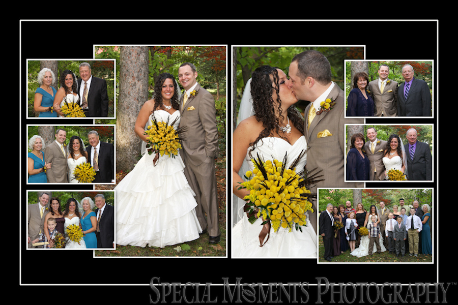 Westcroft Gardens wedding photograph Grosse Ile MI