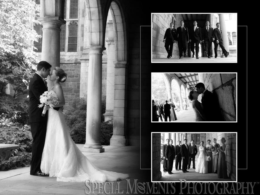 Kensington Court wedding photograph Ann Arbor MI