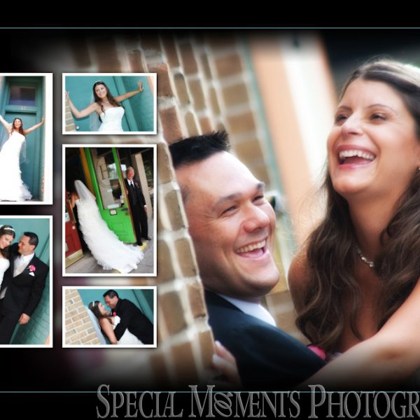 Rich & Tina's wedding photographs & Coffee Table Album Design from St Michael Lutheran Canton MI Wedding & Plymouth Manor Banquets in Plymouth