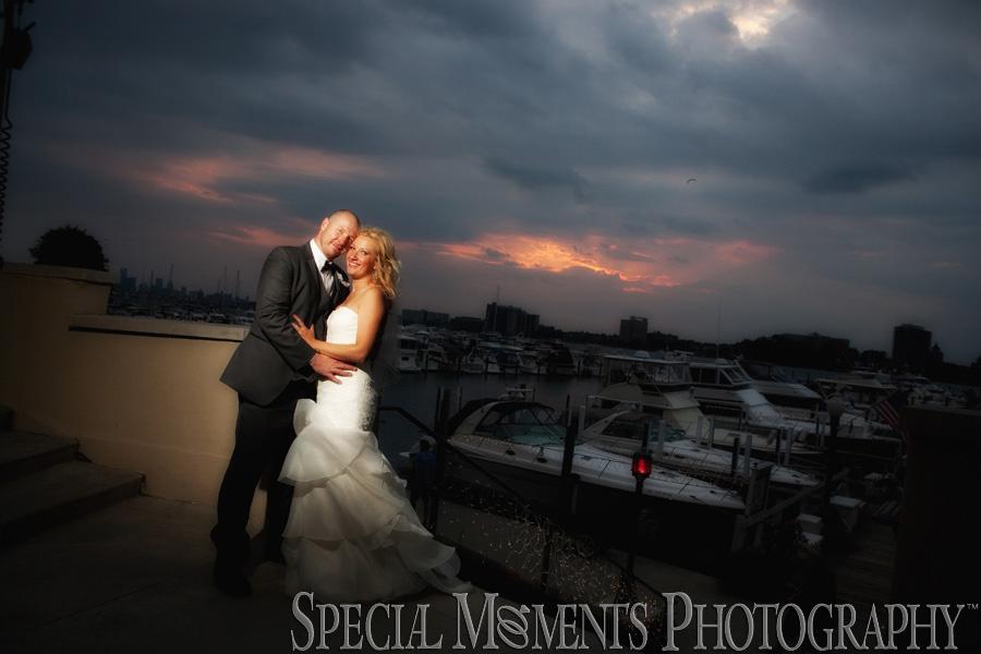 Detroit Yacht Club Detroit MI Wedding Photo