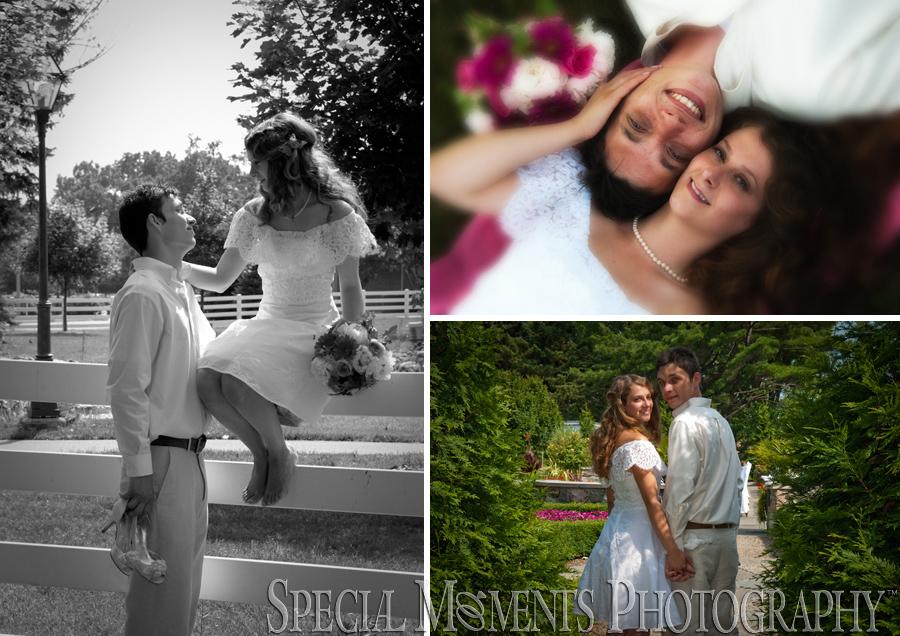 Taylor Conservatory & Botanical Garden Taylor MI wedding
