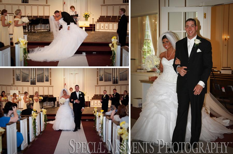 First United Methodist Plymouth MI wedding